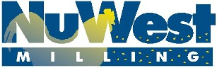 Logo, Nuwest Milling LLC - Feed Mill